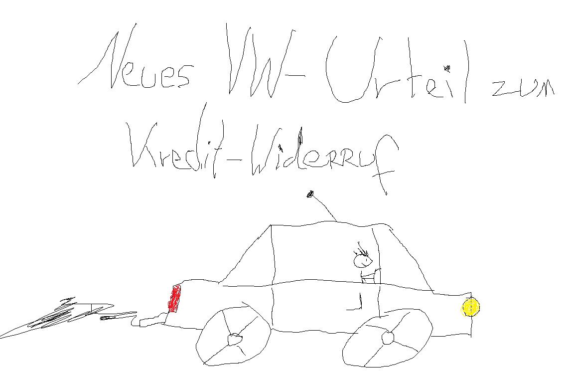 Urteil Volkswagen Bank