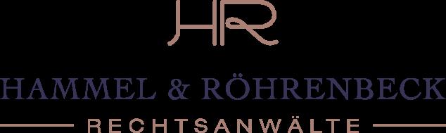 HAMMEL & RÖHRENBECK RECHTSANWÄLTE Logo